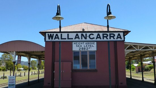 Wallangarra, Australia: Wallangara Station & Cafe