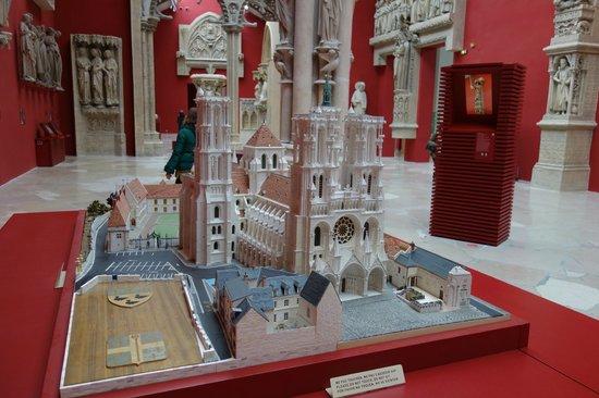Cite de l'Architecture et du Patrimoine : 建築遺産博物館