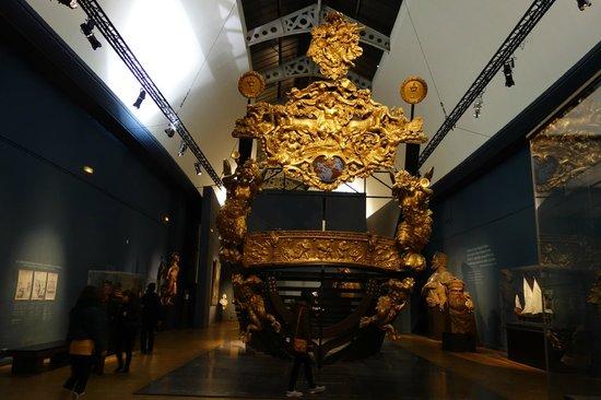 Cite de l'Architecture et du Patrimoine : 海洋博物館
