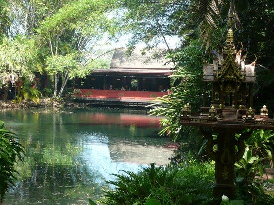 Spirit House: Gorgeous surroundings