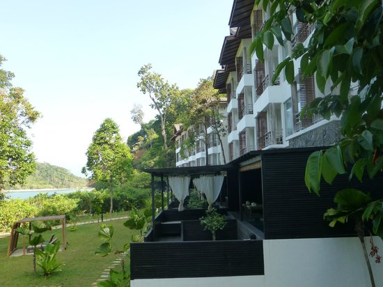 The Andaman, A Luxury Collection Resort: Nordtrakt