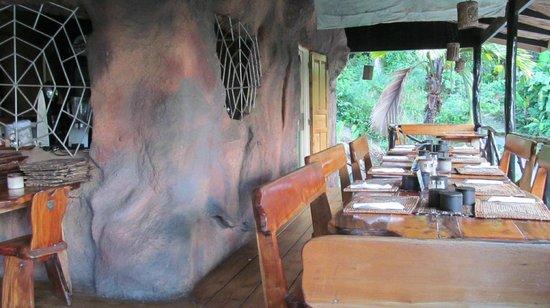Maria's Rock Cafe: Банкетный зал