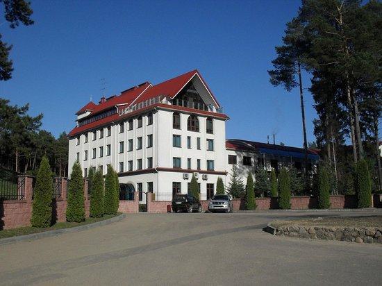 Hotel Westa: Главный корпус