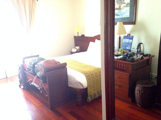 Victoria Chau Doc Hotel: Camera deluxe
