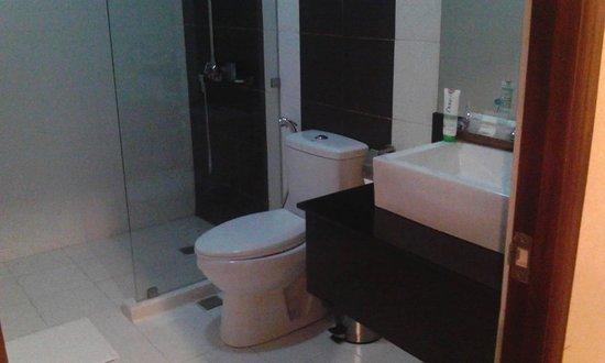 Orion Hotel: comfort room