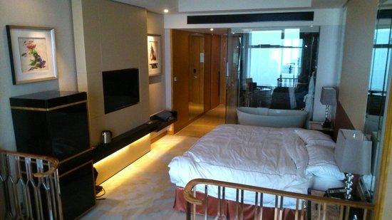 Grand Parkray Hangzhou: deluxe room