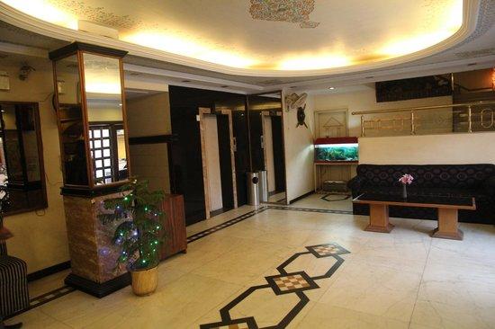 Hotel Shalimar : Холл отеля