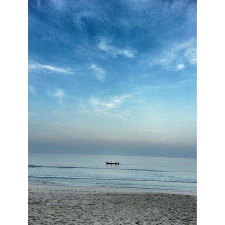 Dusit Thani Laguna Phuket: Bangtao Beach in the morning