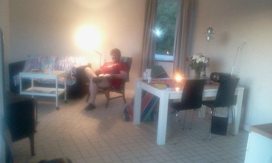 Mulde Fritidsby: vardagsrum