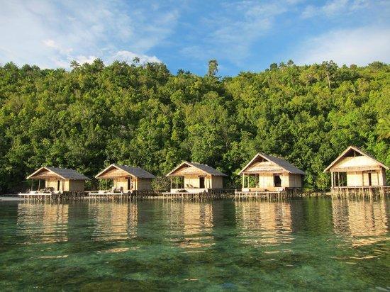 Guest rooms picture of raja ampat doberai eco resort raja ampat tripadvisor - Raja ampat dive resort ...