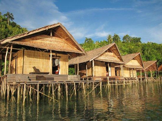 Raja Ampat Doberai Eco Resort: Room