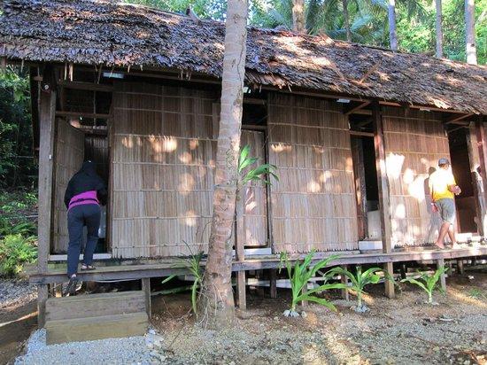 Raja Ampat Doberai Eco Resort: Toilets and bathrooms