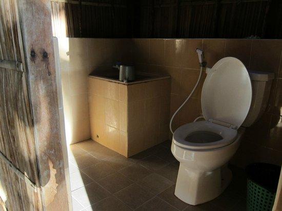 Raja Ampat Doberai Eco Resort: Toilet