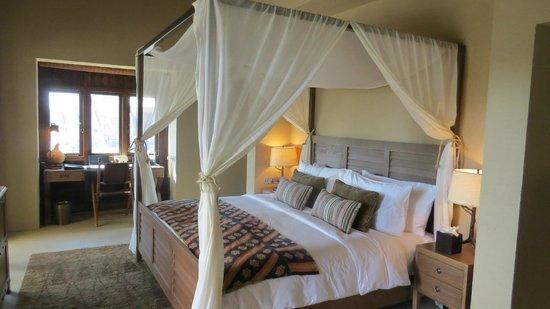 Anantara Sir Bani Yas Island Al Sahel Villa Resort : Room