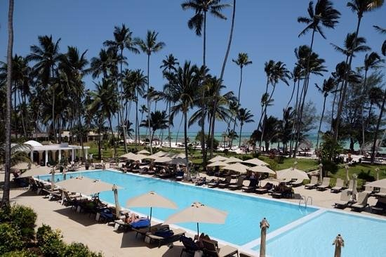 Dream of Zanzibar: pool & beach