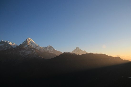 Poon Hill: Poonhill sunrise