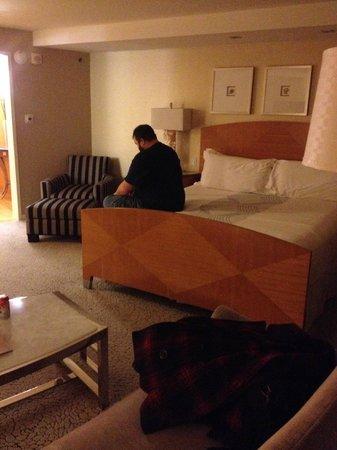 Borgata Hotel Casino & Spa: Our fiore suite