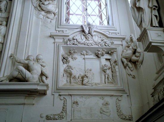 Oratorio di San Lorenzo: Teatrini