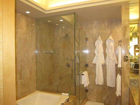Four Seasons Hotel New York: Shower