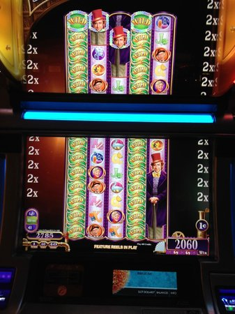 Borgata Casino: One of my favorite slot machines