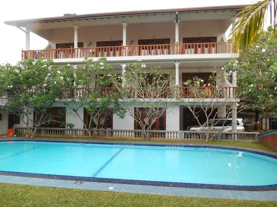 Wunderbar Beach Club Hotel: Frangipani
