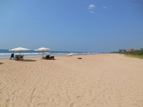 Wunderbar Beach Club Hotel: Strand