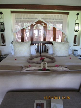 Sanctuary Chobe Chilwero: Super ontspannend