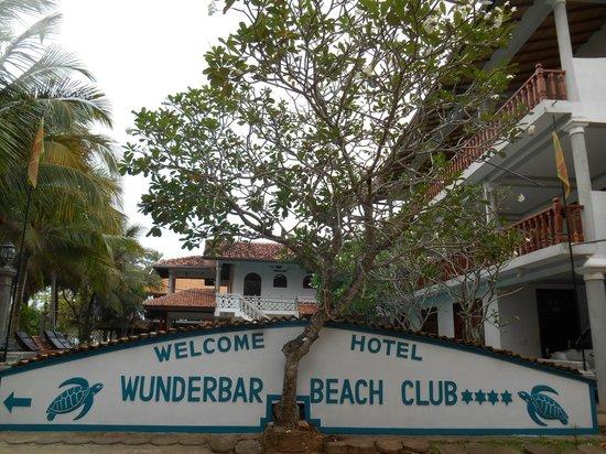 Wunderbar Beach Club Hotel : Wunderbar