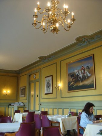 Hotel Longemalle: Обеденная зала