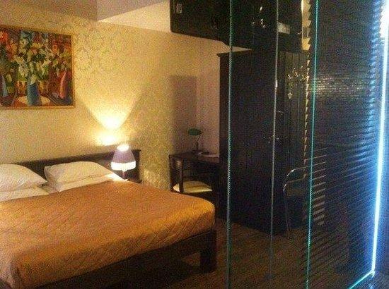 Rossi Boutique Hotel & SPA: наш номер де-люкс