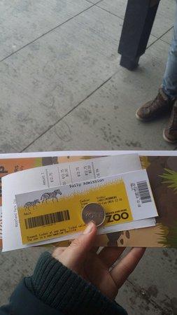 Woodland Park Zoo: Ticket