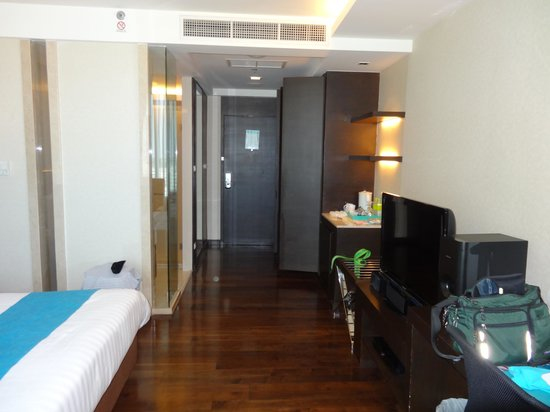 Jasmine Resort Hotel: 客室