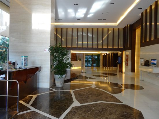 Jasmine Resort Hotel: ロビー