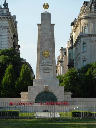 Fungarian: Visit as part of our Budapest Communism Tour...