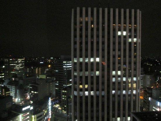 Yokohama Bay Sheraton Hotel and Towers : 客室からの眺め