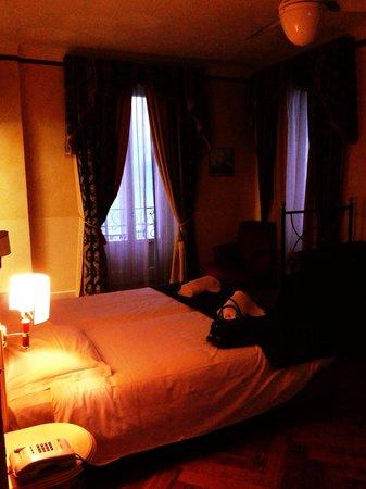 Grand Hotel Britannia Excelsior: Camera matrimoniale