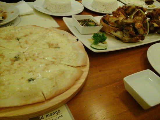 Golden Mango Restaurant: 2nd