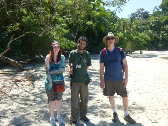 Greentique Costa Rica Tours: private tour with Cesar