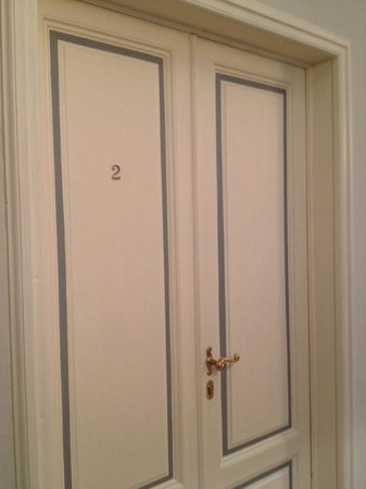 B&B Florence Chic: We stayed in Room 2
