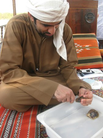 Abu Dhabi Pearl Journey: a journey into the UAE's heritage and culture