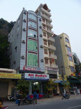 Alibaba's Hotel