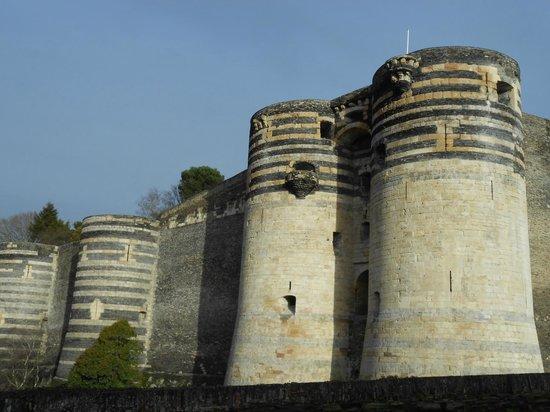 Château d'Angers 15.02.2014