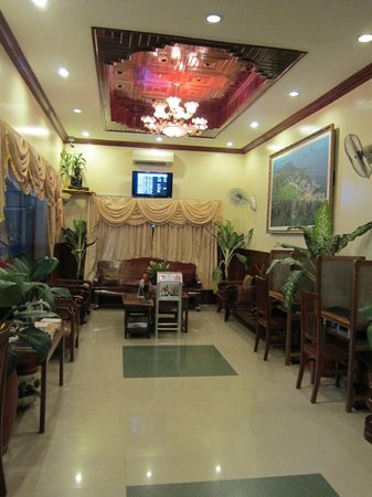 MotherHome Guesthouse : lobby