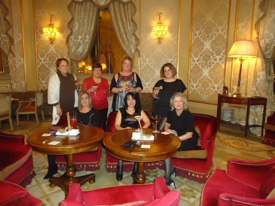 El Palace Hotel: Cocktail bar