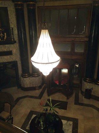 El Palace Hotel : Reception