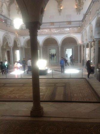 Nationalmuseum von Bardo (Musée national du Bardo): musee du bardo tunis
