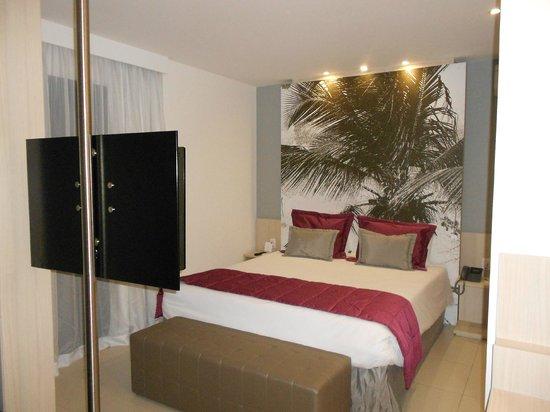 Mercure Salvador Boulevard: Room