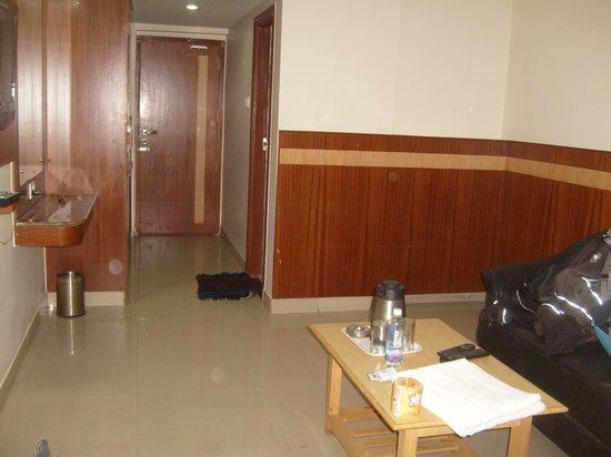Suntrupthi Residency: chambre1