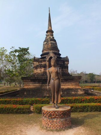 Wat Mahathat: monument