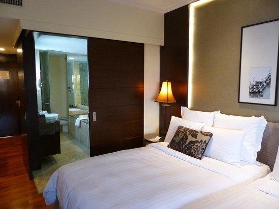 Anantara Riverside Bangkok Resort: Doppelzimmer Nr.693